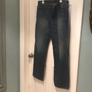 Lucky Brand Jeans 363 Vintage Straight 34/30